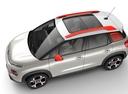 Фото авто Citroen C3 AirCross 1 поколение, ракурс: сверху цвет: бежевый
