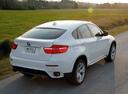 Фото авто BMW X6 E71/E72, ракурс: 225 цвет: белый