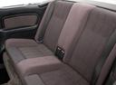 Фото авто BMW 3 серия E30, ракурс: задние сиденья