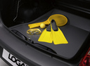 Фото авто Renault Logan 1 поколение [рестайлинг], ракурс: багажник