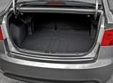 Фото авто Kia Cerato 2 поколение, ракурс: багажник цвет: серый