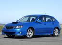 Фото авто Subaru Impreza 3 поколение, ракурс: 45