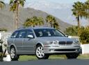 Фото авто Jaguar X-Type 1 поколение, ракурс: 45
