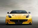Фото авто Ferrari F12berlinetta 1 поколение,  цвет: желтый