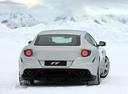 Фото авто Ferrari FF 1 поколение, ракурс: 180 цвет: белый