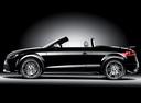 Фото авто Audi TT 8J [рестайлинг], ракурс: 90 цвет: черный