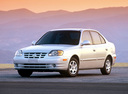 Фото авто Hyundai Accent LC [рестайлинг], ракурс: 45
