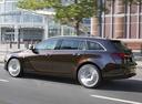 Фото авто Opel Insignia A [рестайлинг], ракурс: 135 цвет: коричневый