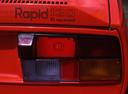 Фото авто Skoda Rapid 2 поколение, ракурс: задние фонари