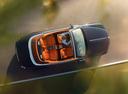 Фото авто Rolls-Royce Dawn 1 поколение, ракурс: сверху цвет: черный