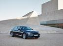 Фото авто BMW 5 серия G30, ракурс: 315 цвет: синий