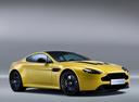 Фото авто Aston Martin Vantage 3 поколение [2-й рестайлинг], ракурс: 315 - рендер цвет: желтый