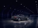 Фото авто Tesla Model S 1 поколение [рестайлинг], ракурс: 225 цвет: серый