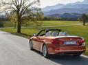 Фото авто BMW 4 серия F32/F33/F36 [рестайлинг], ракурс: 135 цвет: оранжевый