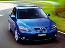 Фото авто Mazda 3 BK,  цвет: синий