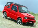 Фото авто Suzuki Jimny 3 поколение, ракурс: 315