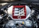Фото авто Nissan GT-R R35 [3-й рестайлинг], ракурс: двигатель