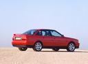 Фото авто Audi 80 8C/B4, ракурс: 270 цвет: красный