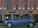 Фото авто Kia Cee'd 1 поколение [рестайлинг], ракурс: 90 цвет: синий