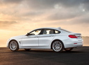 Фото авто BMW 4 серия F32/F33/F36, ракурс: 90 цвет: белый
