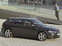Фото авто Audi A3 8P/8PA [рестайлинг], ракурс: 315 цвет: черный