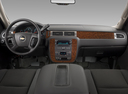 Фото авто Chevrolet Tahoe GMT900, ракурс: торпедо