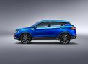 Фото авто Geely SX11 1 поколение, ракурс: 90 - рендер цвет: синий