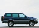 Фото авто Nissan Terrano R20 [2-й рестайлинг], ракурс: 270