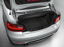 Фото авто BMW 2 серия F22/F23, ракурс: багажник