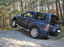Фото авто Mitsubishi Pajero 4 поколение, ракурс: 135 цвет: синий