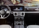 Фото авто Mercedes-Benz G-Класс W464, ракурс: торпедо