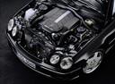 Фото авто Mercedes-Benz CL-Класс C215, ракурс: двигатель