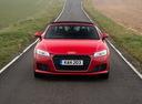 Фото авто Audi TT 8S,  цвет: красный