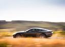 Фото авто Aston Martin DB11 1 поколение, ракурс: 90 цвет: серый