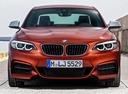 Фото авто BMW 2 серия F22/F23 [рестайлинг],  цвет: оранжевый