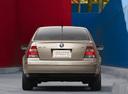 Фото авто Volkswagen Jetta 4 поколение, ракурс: 180 цвет: бежевый