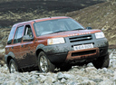 Фото авто Land Rover Freelander 1 поколение, ракурс: 315