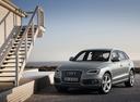 Фото авто Audi Q5 8R [рестайлинг], ракурс: 45 цвет: серый