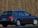 Фото авто Audi A6 4B/C5, ракурс: 225 цвет: серый