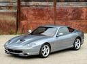 Фото авто Ferrari 550 1 поколение, ракурс: 45