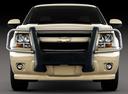 Фото авто Chevrolet Tahoe GMT900,  цвет: серебряный