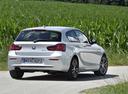 Фото авто BMW 1 серия F20/F21 [рестайлинг], ракурс: 225 цвет: серебряный