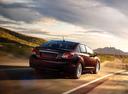 Фото авто Subaru Impreza 4 поколение, ракурс: 225 цвет: вишневый
