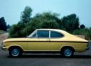 Фото авто Opel Kadett B, ракурс: 90 цвет: желтый