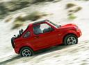 Фото авто Suzuki Jimny 3 поколение, ракурс: 270