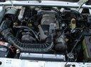 Фото авто Ford Explorer 1 поколение, ракурс: двигатель