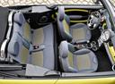 Фото авто Mini Cabrio R57 [рестайлинг], ракурс: салон целиком