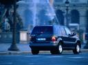 Фото авто Mercedes-Benz M-Класс W163, ракурс: 225 цвет: синий