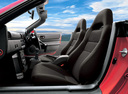 Фото авто Toyota MR-S ZZW30 [рестайлинг], ракурс: сиденье