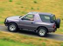 Фото авто Opel Frontera A, ракурс: 135